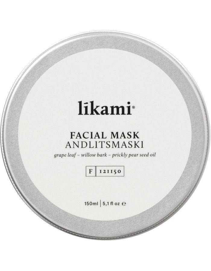 Likami Facial Mask 150ml 5430000877435 snel, veilig en gemakkelijk online kopen bij Beauty4skin.nl