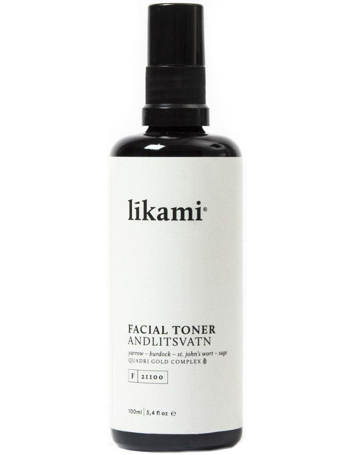 Likami Facial Toner 100ml 5430000877022 snel, veilig en gemakkelijk online kopen bij Beauty4skin.nl