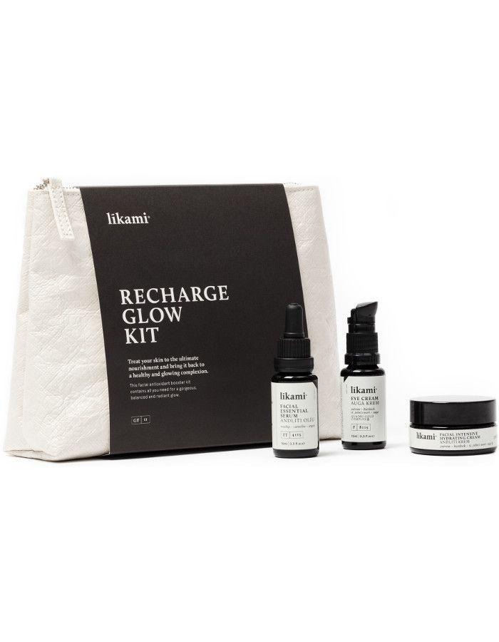 Likami Recharge Glow Kit 4-Delig 5430000877411 snel, veilig en gemakkelijk online kopen bij Beauty4skin.nl