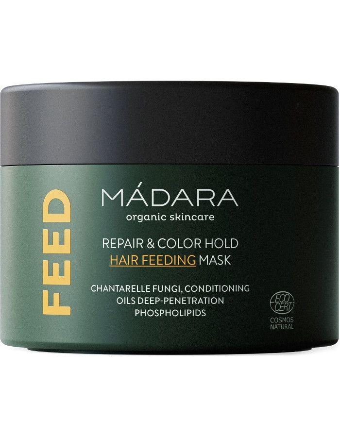 Mádara Feed Repair & Dry Rescue Hair Mask 180ml