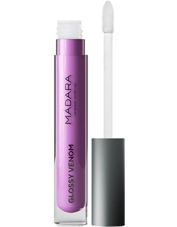 Mádara Glossy Venom Hydrating Lip Gloss 77 Lilac Euphoria