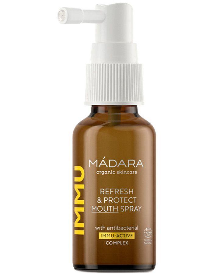 Mádara Immu Refresh & Protect Mouth Spray 30ml