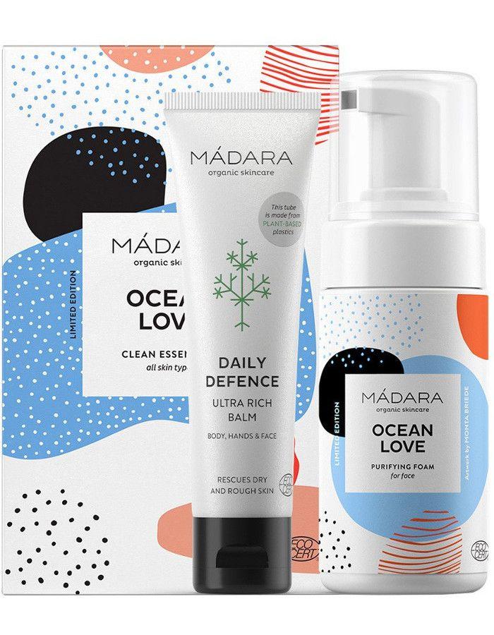 Mádara Ocean Love Sustainable Gift Set 2-Delig 4752223000089 snel, veilig en gemakkelijk online kopen bij Beauty4skin.nl
