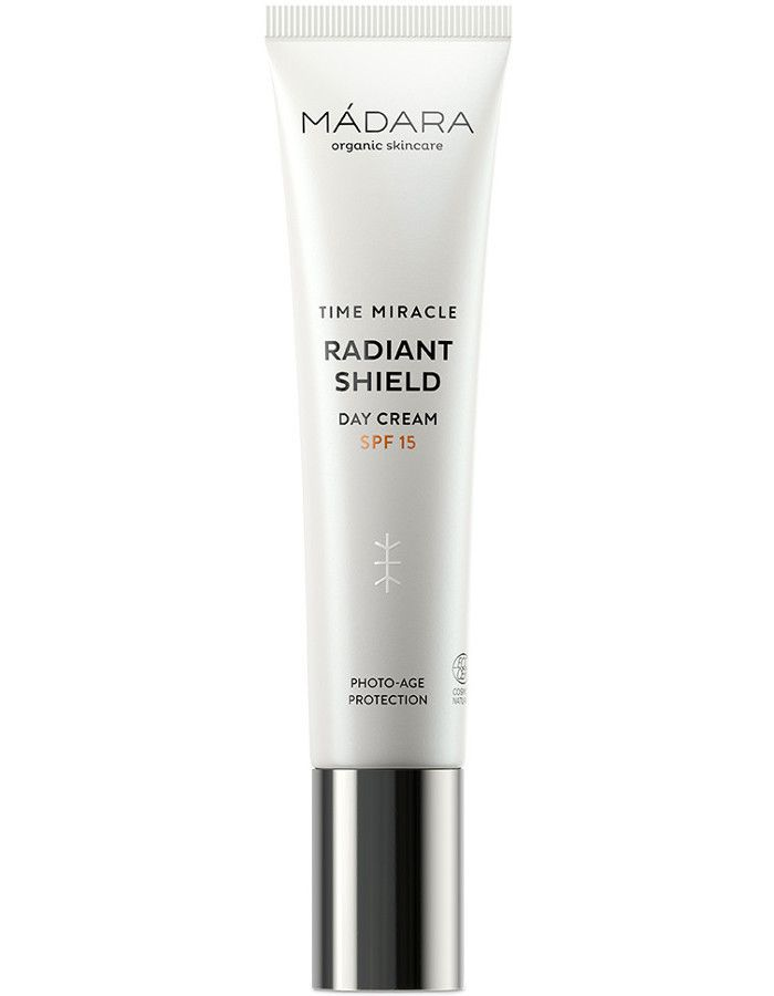 Mádara Time Miracle Radiant Shield Day Cream Spf15 40ml