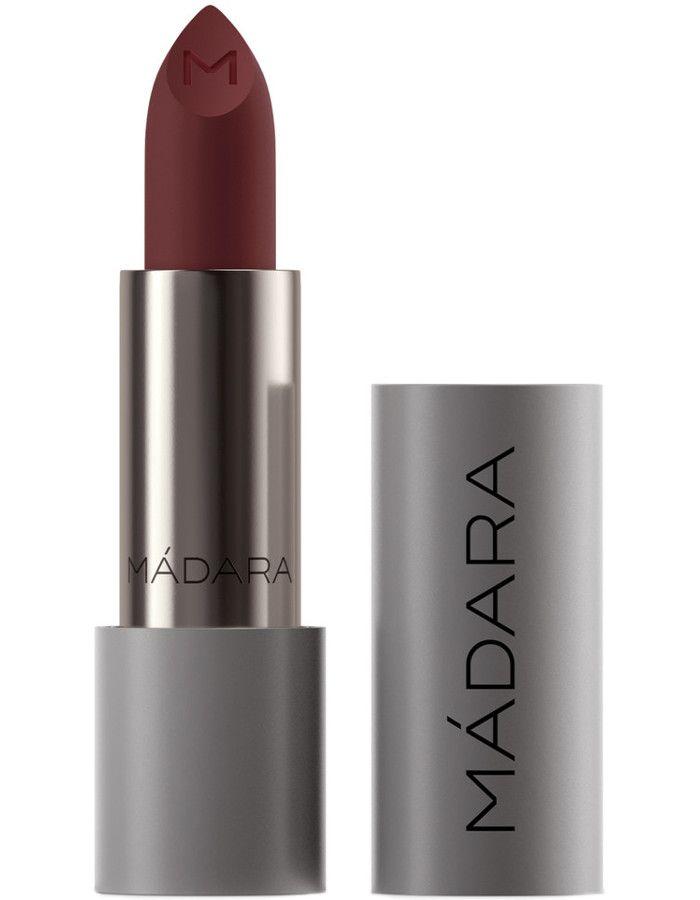 Mádara Velvet Wear Matte Cream Lipstick 35 Dark Nude