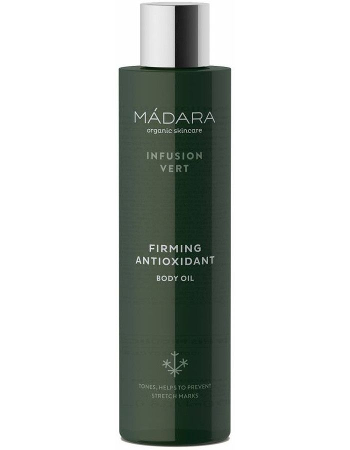 Madara Infusion Vert Firming Antioxidant Body Oil 200ml