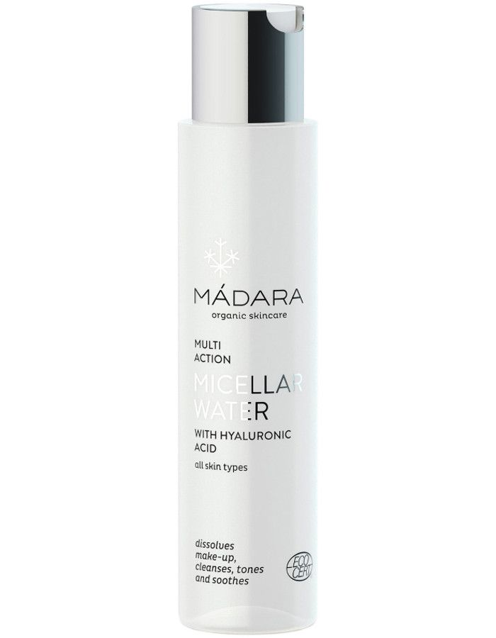 Madara Vegan Micellar Water Hyaluronic Acid 100ml 4751009823812 snel, veilig en goedkoop online kopen bij Beauty4skin.nl