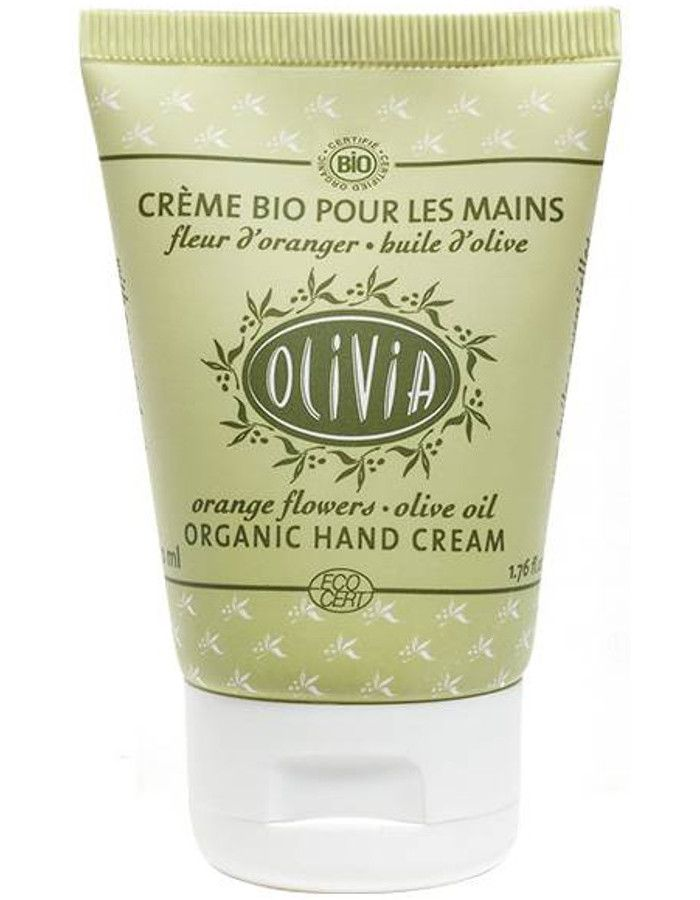 Marius Fabre Olivia Organic Hand Cream 50ml