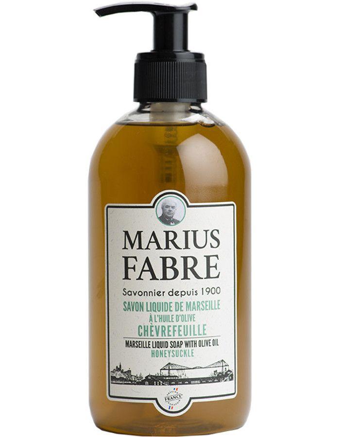 Marius Fabre Vloeibare Zeep Honeysuckle 400ml