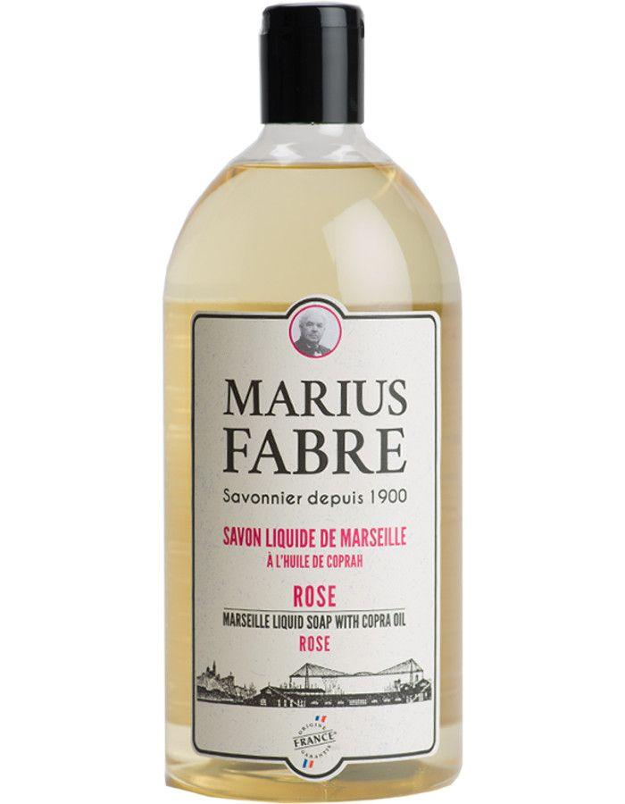 Marius Fabre Vloeibare Zeep Rose Navulling 1000ml