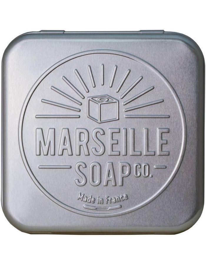Marseille Soap Company Olive Soap Aluminium Zeepdoos