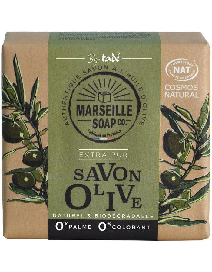 Marseille Soap Company Olive Soap Extra Pur Olive 100gr