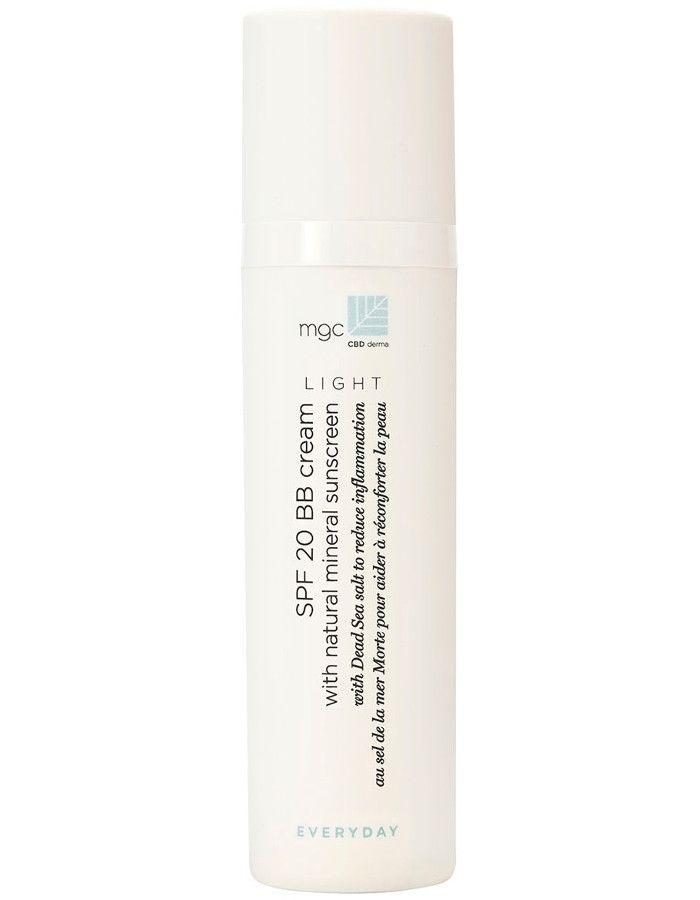 MGC CBD Derma Everyday Spf20 BB Cream Mineral Sunscreen 50ml