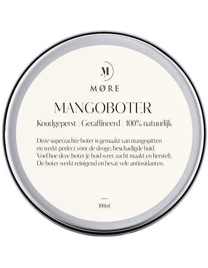 More Natural Biologische & Geraffineerde Mangoboter 100ml