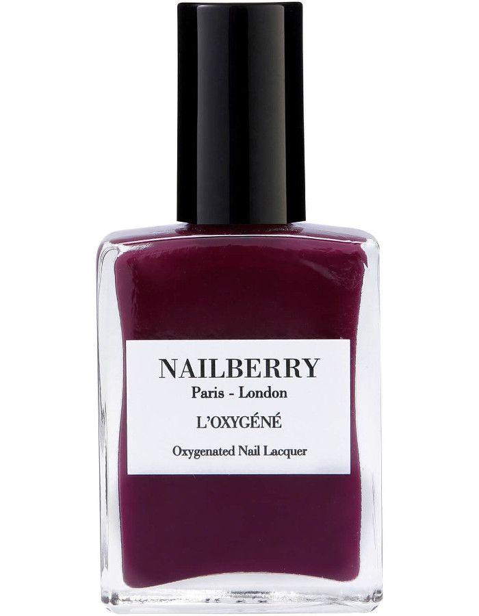 Nailberry 12-Free L'Oxigéné Nagellak Purple Rain 15ml