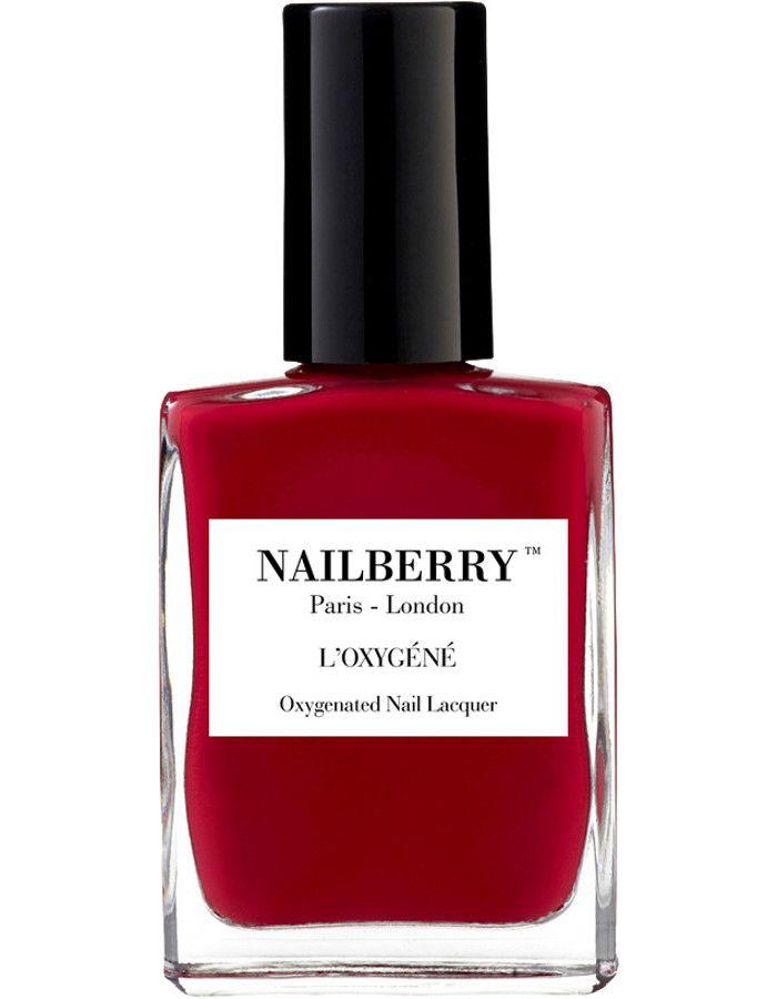 Nailberry 12-Free L'Oxigéné Nagellak Strawberry Jam 15ml