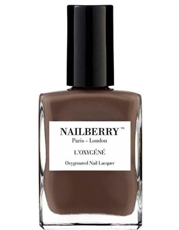 Nailberry 12-Free L'Oxigéné Nagellak Taupe La 15ml