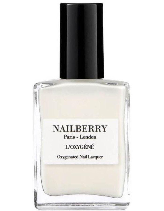 Nailberry 12-Free L'Oxigéné Nagellak White Mist 15ml