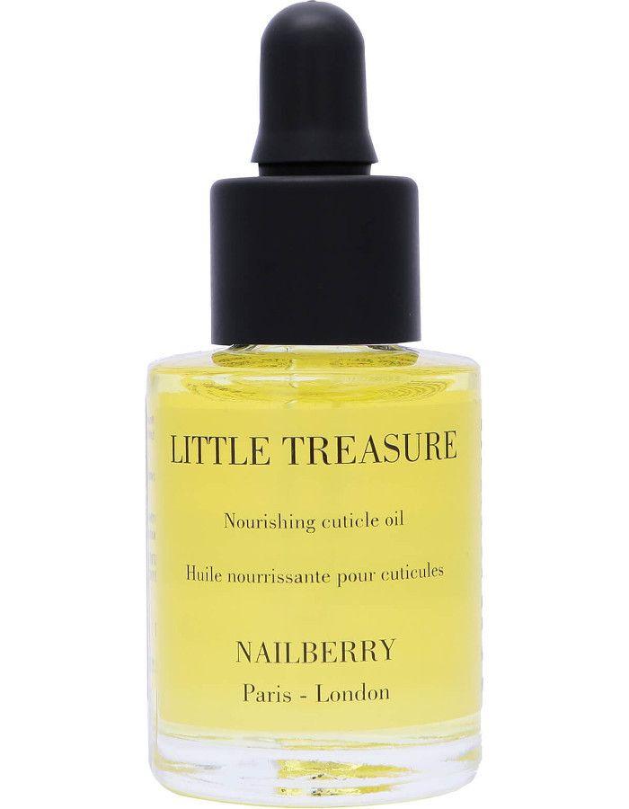Nailberry 12-Free Little Treasure Cuticle Oil 11ml