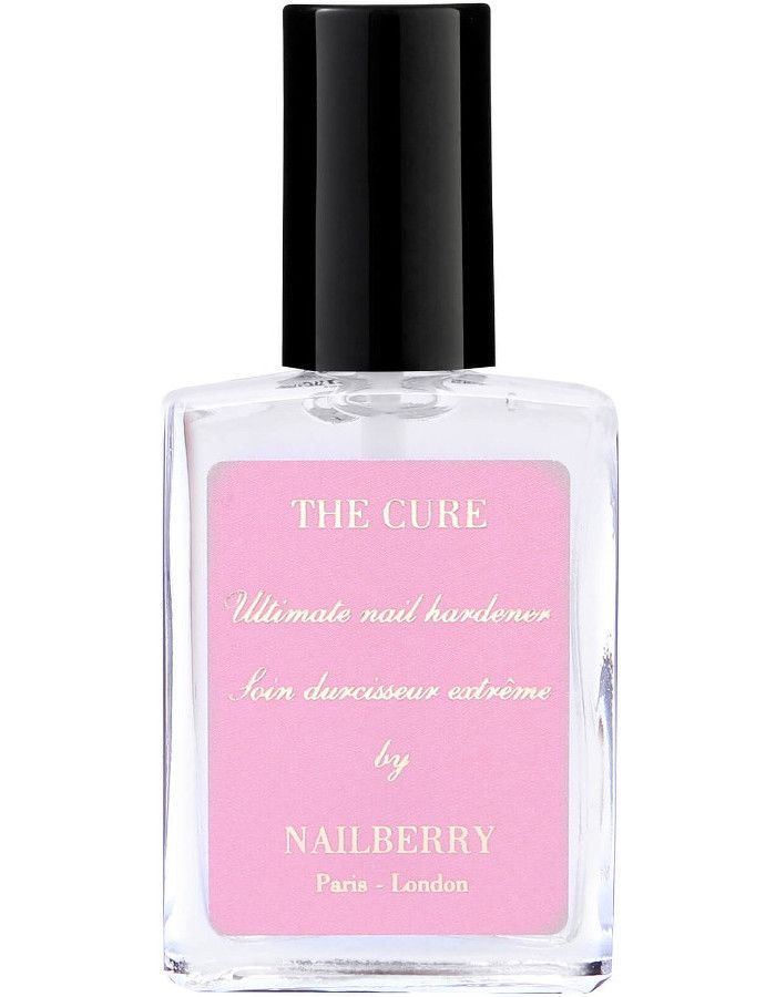 Nailberry 12-Free The Cure Nail Hardener 15ml