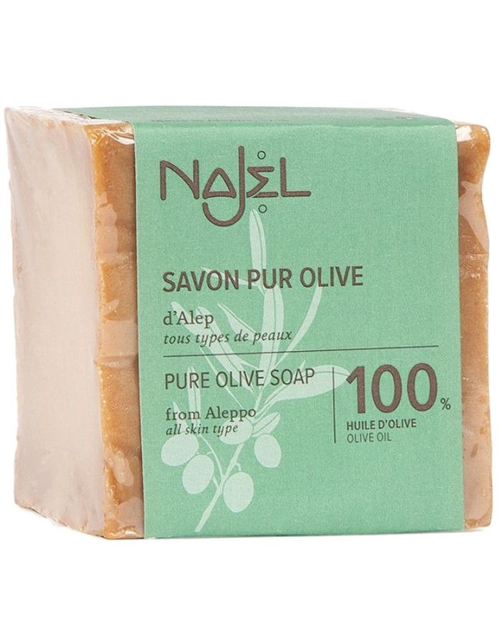 Najel Aleppo Soap 100% Pure Olive Soap 200gr