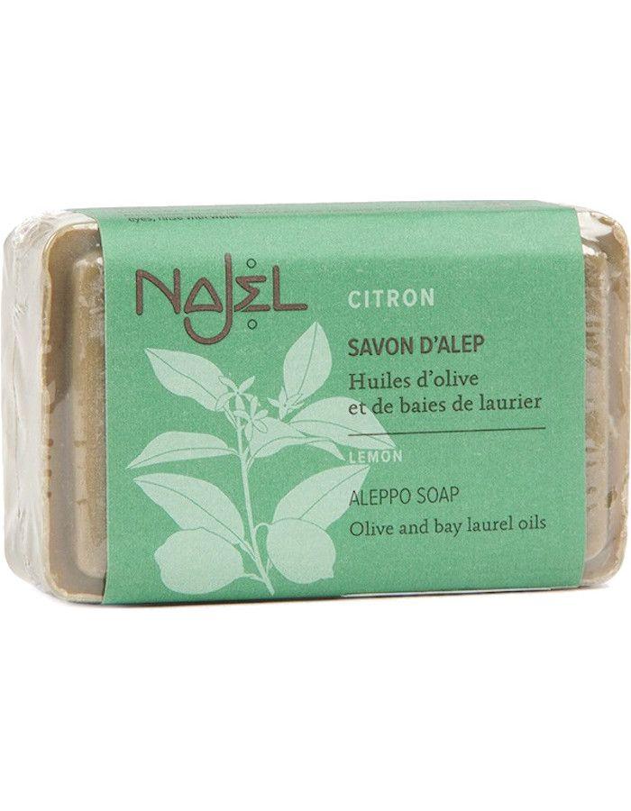 Najel Aleppo Soap Lemon 100gr