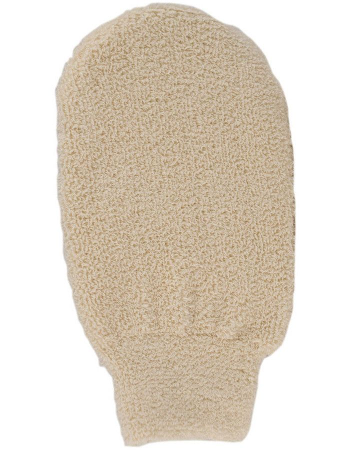 Naturae Donum Scrub Handschoen 100% Biologische Katoen