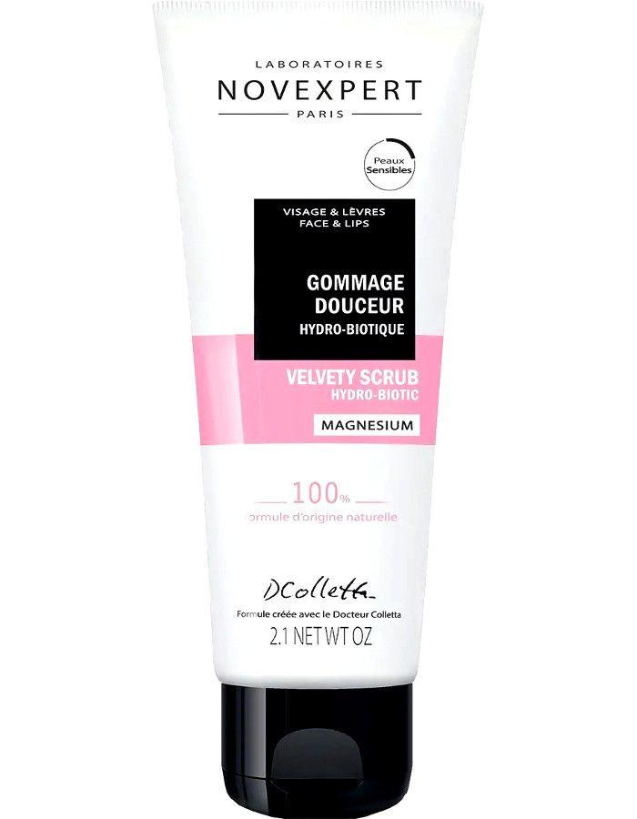 Novexpert Hydrobiotic Velvety Scrub 60ml