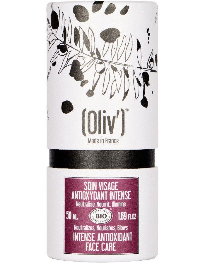 Oliv Bio Intense Antioxidant Face Care 50ml
