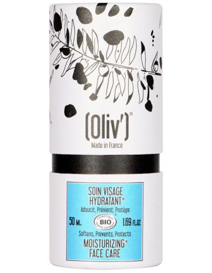 Oliv Bio Moisturizing Face Care 50ml