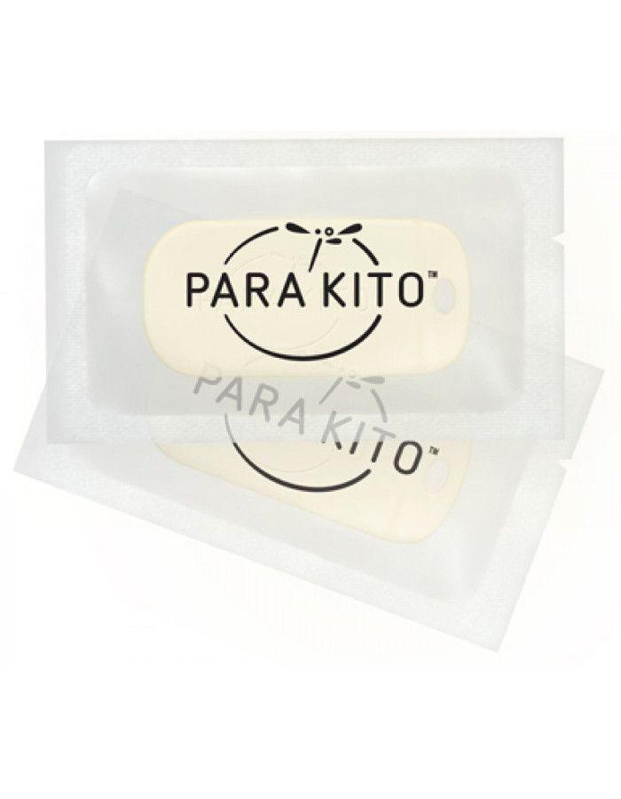 Parakito Polsband Natuurlijke Bescherming Tegen Muggen Navulling 2st bestel je snel, veilig en goedkoop online bij Beauty4skin.nl 8594179650408