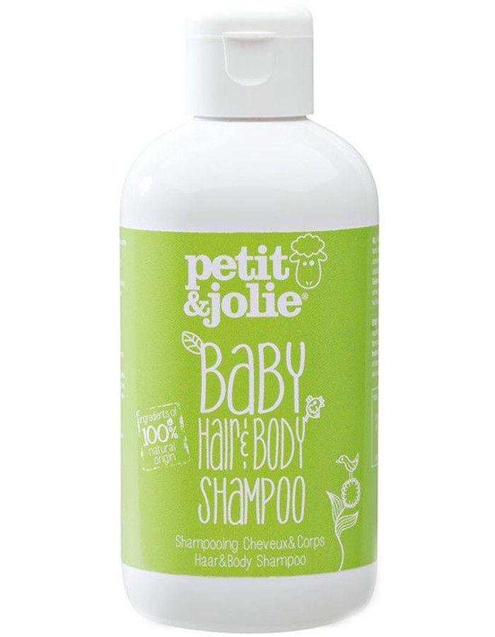 Petit Et Jolie Baby Body En Hair Shampoo 200ml
