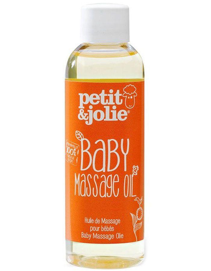 Petit Et Jolie Baby Massage Olie 100ml