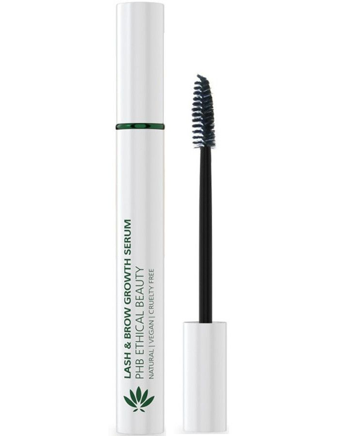 PHB Ethical Beauty Lash & Brow Growth Serum Transparant