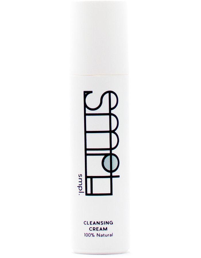 SMPL Skincare Cleansing Cream 50ml 8719326045139 snel, veilig en gemakkelijk online kopen bij Beauty4skin.nl