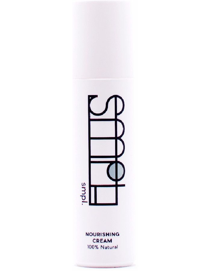 SMPL Skincare Nourishing Cream 50ml 8719326045146 snel, veilig en gemakkelijk online kopen bij Beauty4skin.nl