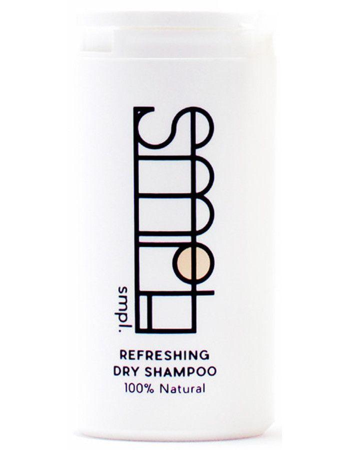 SMPL Skincare Refreshing Dry Shampoo 8719326045153 snel, veilig en gemakkelijk online kopen bij Beauty4skin.nl