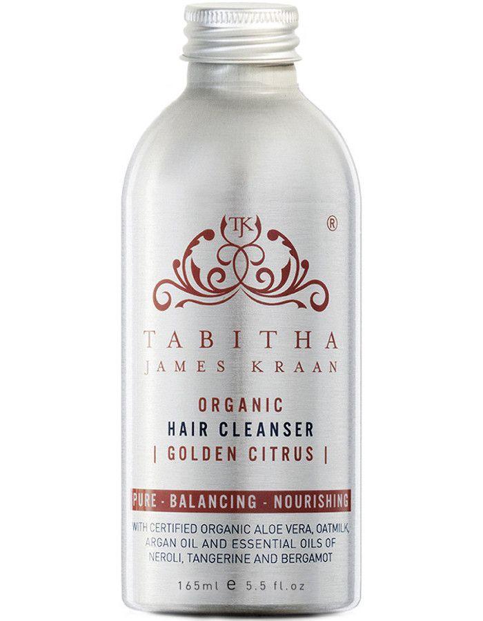 Tabitha James Kraan Hair Cleanser Golden Citrus 165ml Navulling Zonder Pomp 5060394120062 snel, veilig en gemakkelijk online kopen bij Beauty4skin.nl