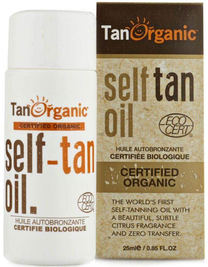 TanOrganic Self Tan Oil Travel Size 25ml