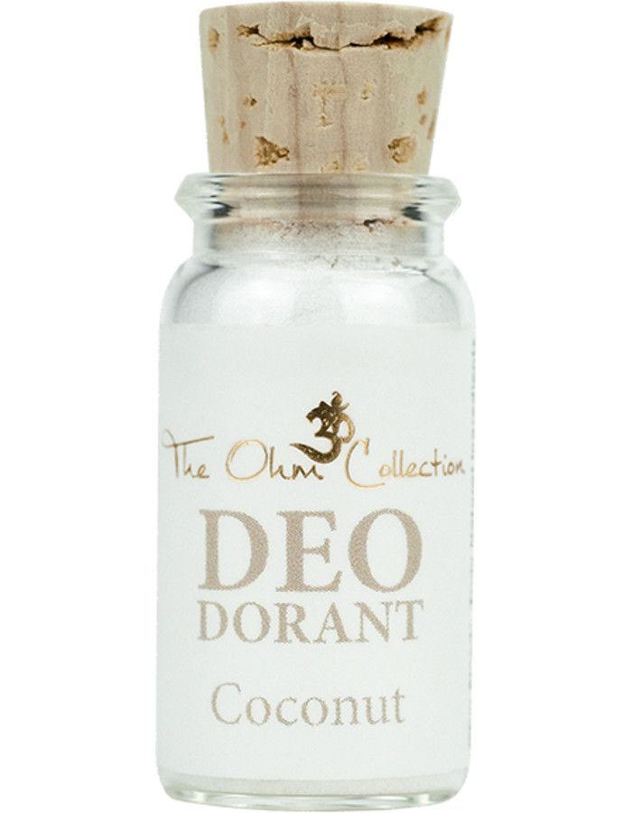 The Ohm Collection Deodorant Poeder Coconut Sample 5gr