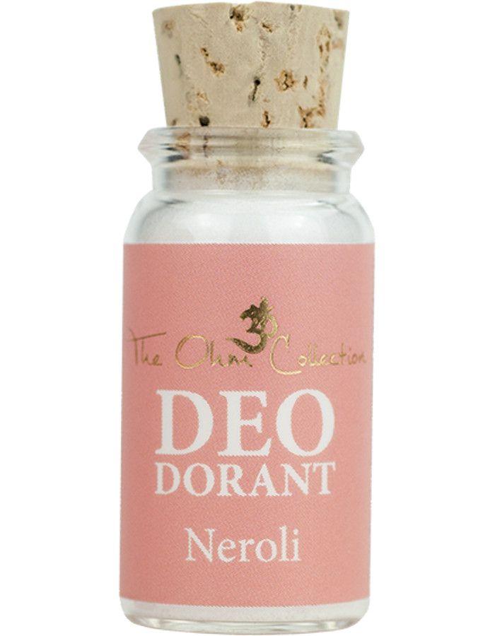 The Ohm Collection Deodorant Poeder Neroli Sample 5gr