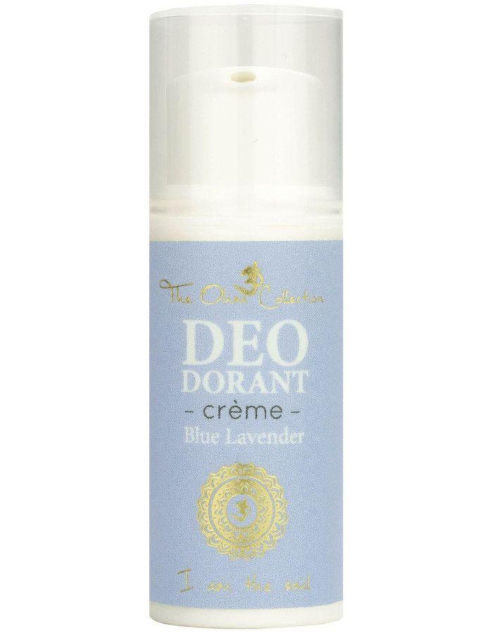 The Ohm Collection Vegan Deodorant Crème Blue Lavender Sample 5ml