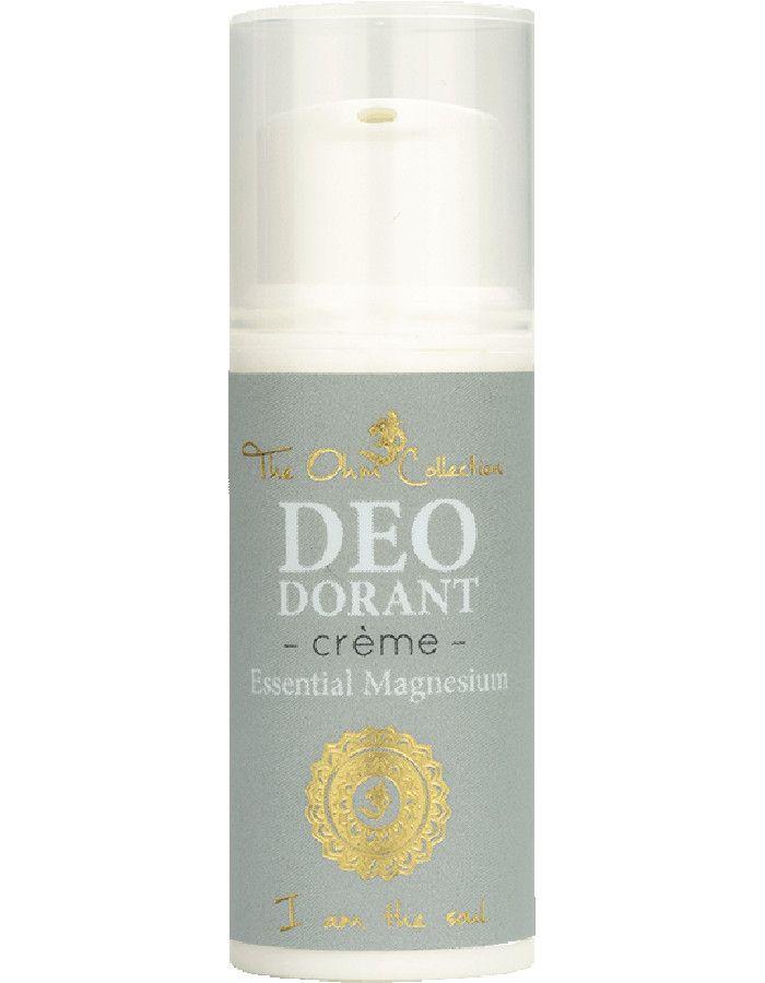 The Ohm Collection Vegan Deodorant Crème Essential Magnesium Sample 5ml