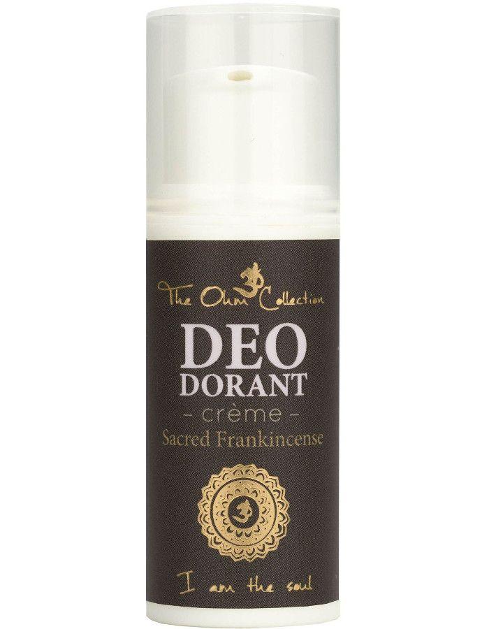 The Ohm Collection Vegan Deodorant Crème Sacred Frankinscense Sample 5ml