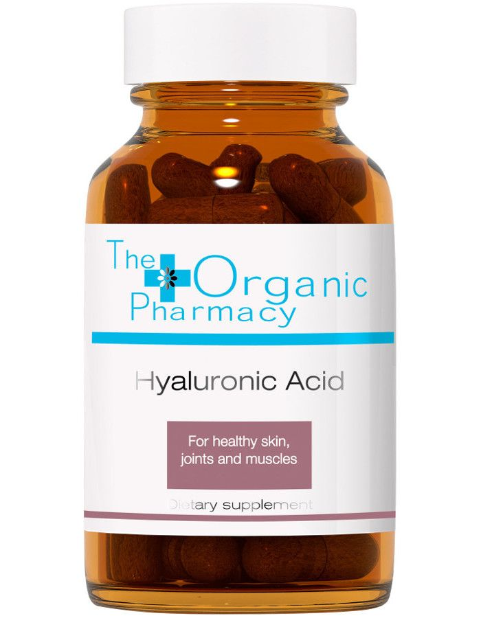 The Organic Pharmacy Hyaluronic Acid Complex Vegecaps 60st
