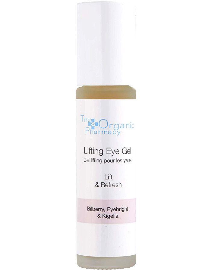 The Organic Pharmacy Lifting Eye Gel 10ml 5060373520227 snel, veilig en gemakkelijk online kopen bij Beauty4skin.nl