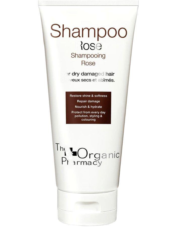 The Organic Pharmacy Rose Shampoo 200ml