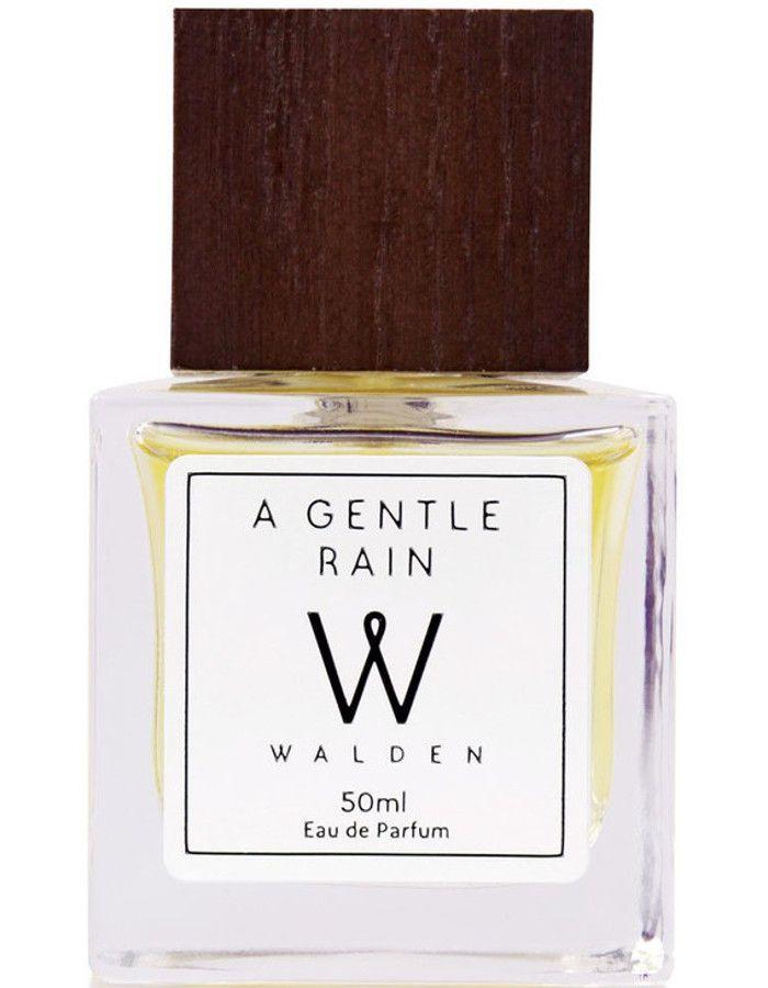 Walden Natural Perfumes A Gentle Rain Eau De Parfum Spray 50ml
