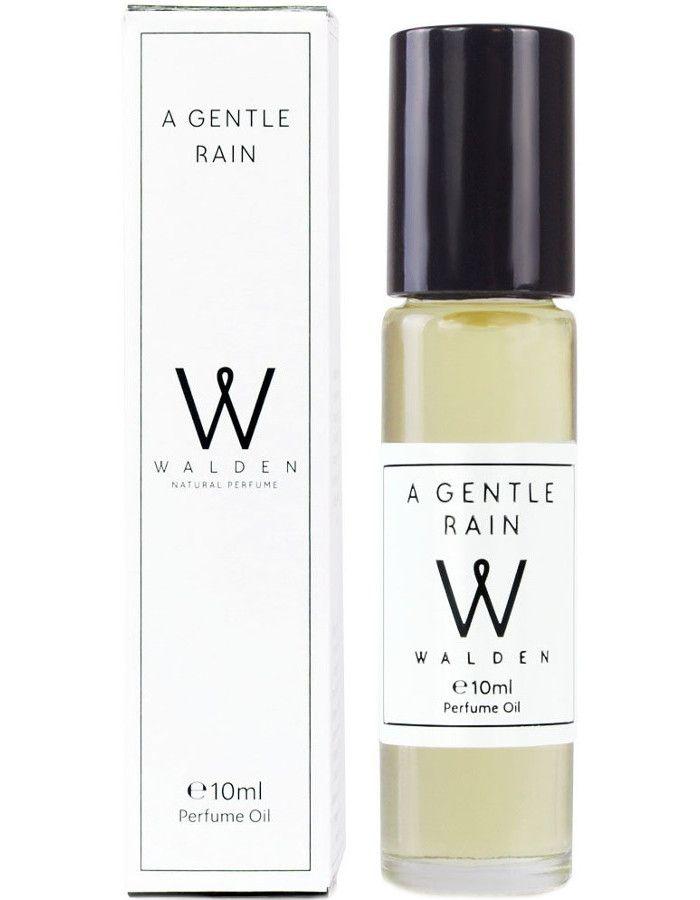 Walden Natural Perfumes A Gentle Rain Parfum Olie Roller 10ml