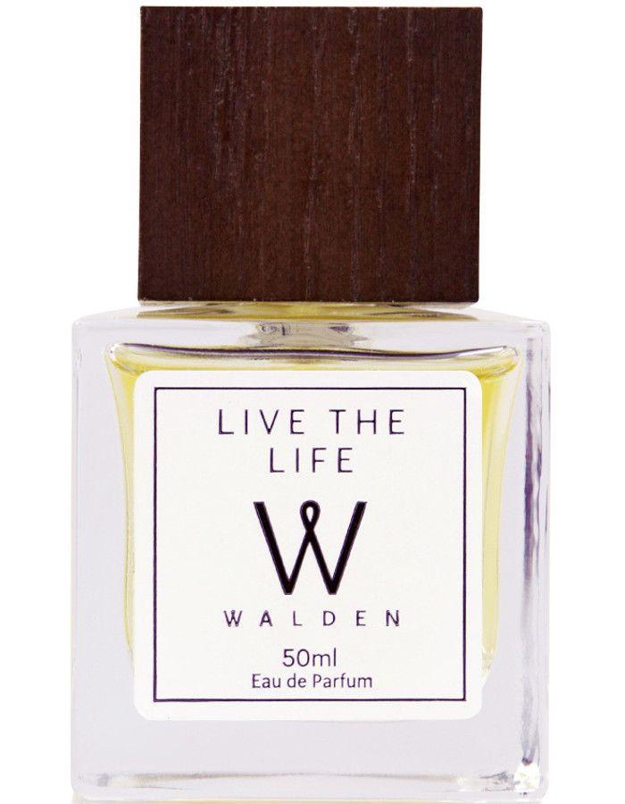 Walden Natural Perfumes Live The Life Eau De Parfum Spray 50ml